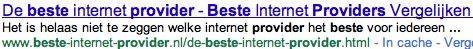 Daarom zijn je meta title en description zo belangrijk